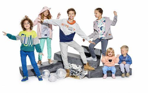 Kolekcja ubrań dla dzieci marki 5.10.15