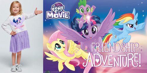kolekcja limitowana marki cubus my little pony