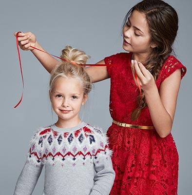 świąteczna odsłona marki kappahl dla dzieci