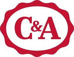 Logo marki odzieżowej C&A