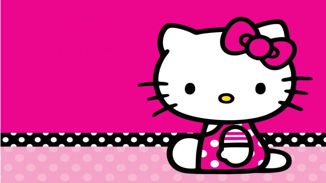 Hello kitty - bajka, ubrania dla dzieci