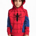 Bluza ze spidermanem
