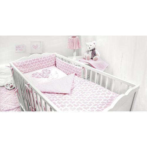 Pościel do łóżeczka niemowlęcego