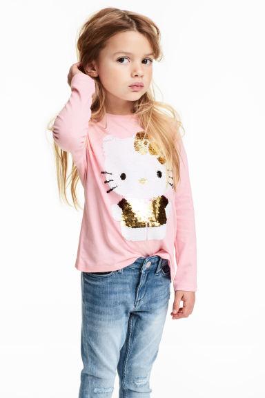 Bluzka dla małej dziewczynki z Hello Kitty