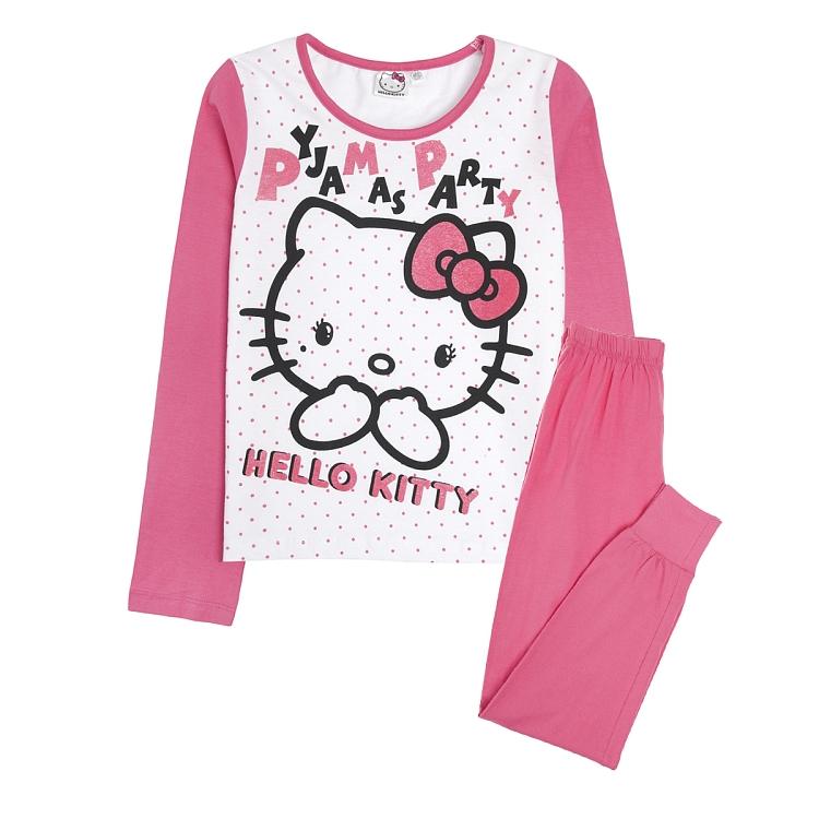 Piżama dla dziewczynki Hello Kitty