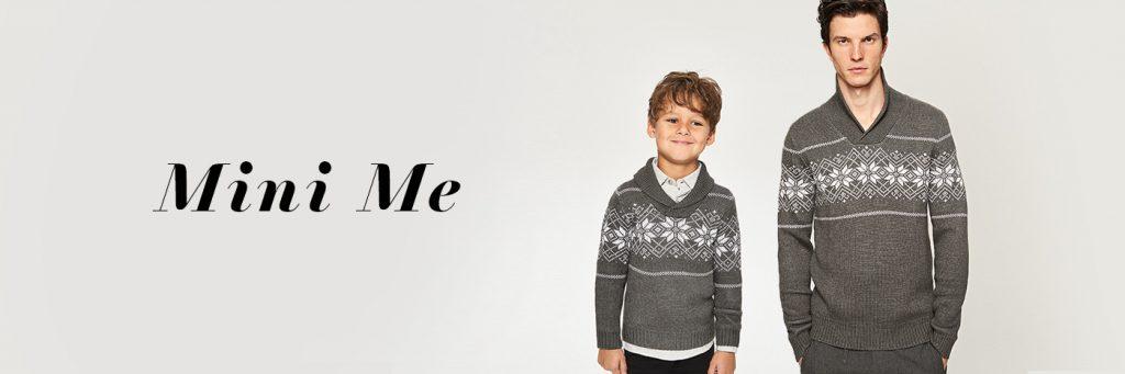 Nowa kolekcja marki Reserved Mini Me