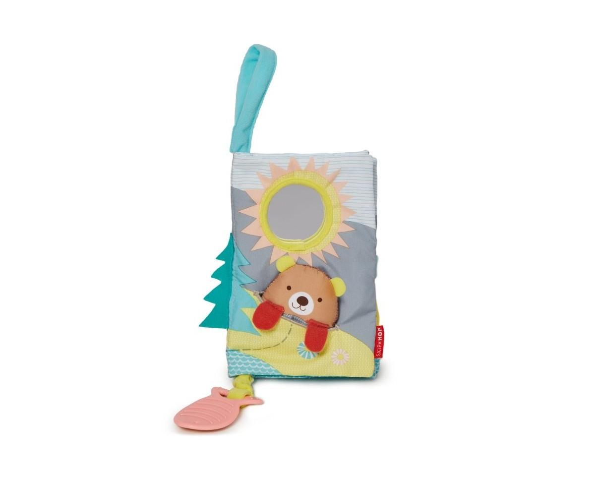 Wyjątkowa zabawka - książeczka sensoryczna dla dziecka