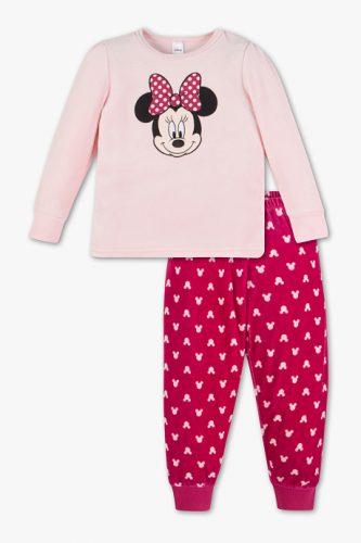 Kolorowe, dwuczęściowe piżamy dla dzieci