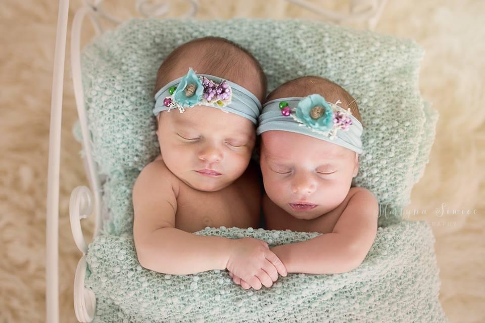 Sesja noworodkowa, sesja bliźniacza, martynasiwiec