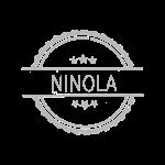 Logo firmy odzieżowej NINOLA