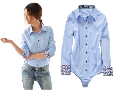 Koszulobody dla kobiety