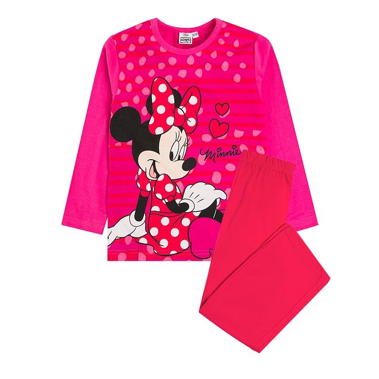 Piżama z myszką minnie