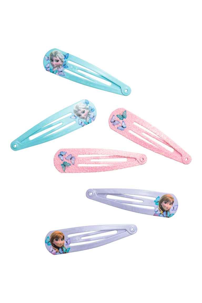 Spinki do włosów dla dziewczynek
