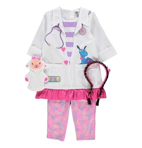 Ubrania z bohaterką bajki Klinika dla pluszaków Doktor Dosia