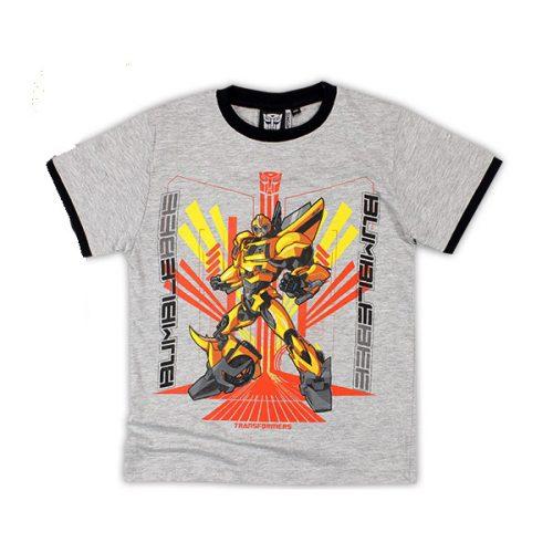 Ubrania z bohaterami bajki Transformers