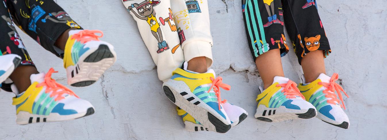 Adidas Originals by Mini Rodini