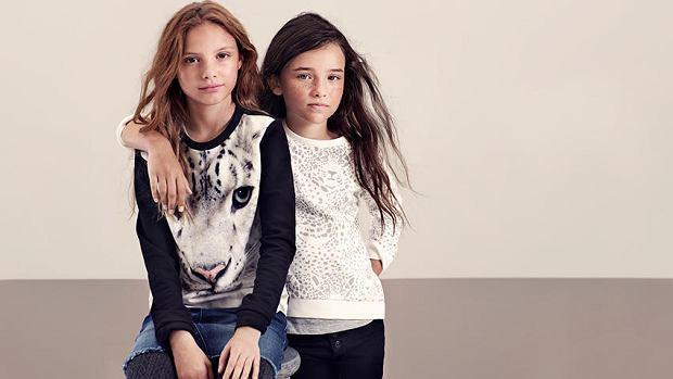 Bluzki z długim rękawem dla dzieci