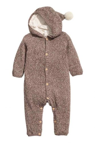 Wyjątkowe kombinezony niemowlęce na zimę