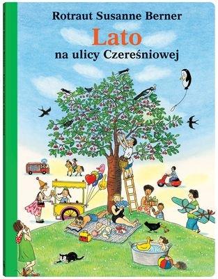 Książka z serii Na ulicy Czereśniowej - Lato