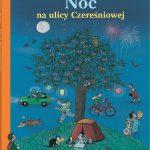 Książka z serii Na ulicy Czereśniowej - Noc