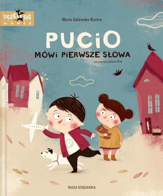 Seria książek Pucio