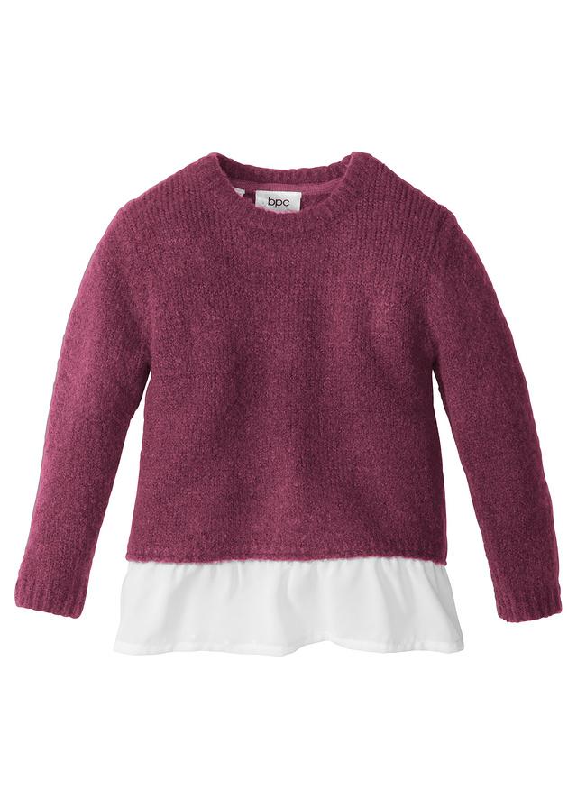 Swetry dla dzieci o wyjątkowych fasonach i wzorach