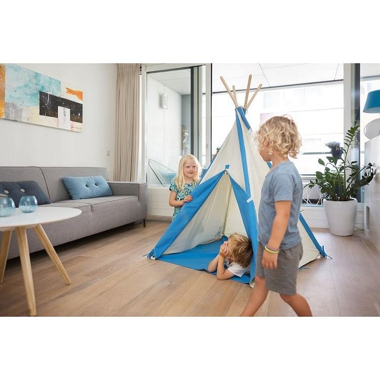 kolorowe tipi dla dziecka, namiot ze sklepu smyk
