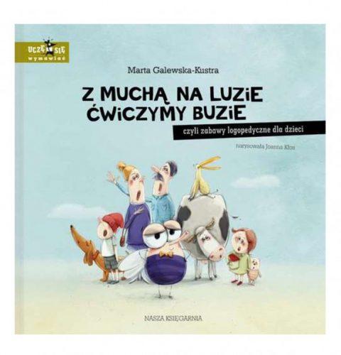 Seria książek Z muchą... Fefe