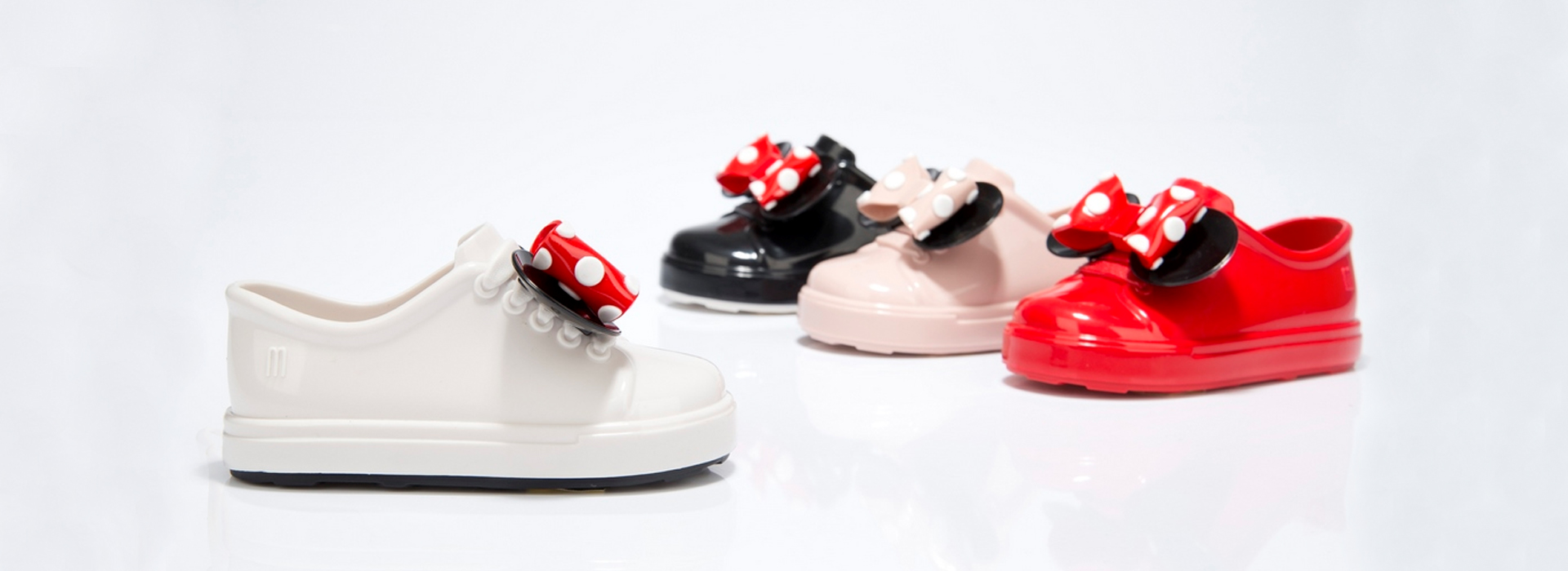 Nowa kolekcja butów Mini Melissa