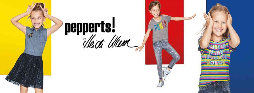 Pepperts! Nowa gazetka Lidla, ubrania dla dzieci