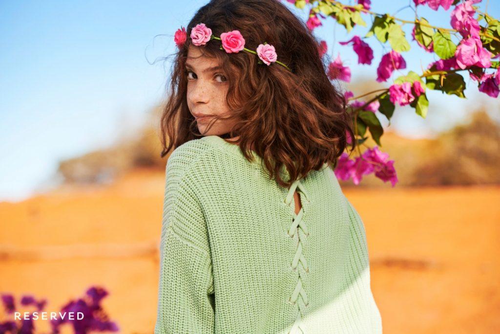 Reserved, Sunny side, kolekcja Reserved wiosna dla dzieci