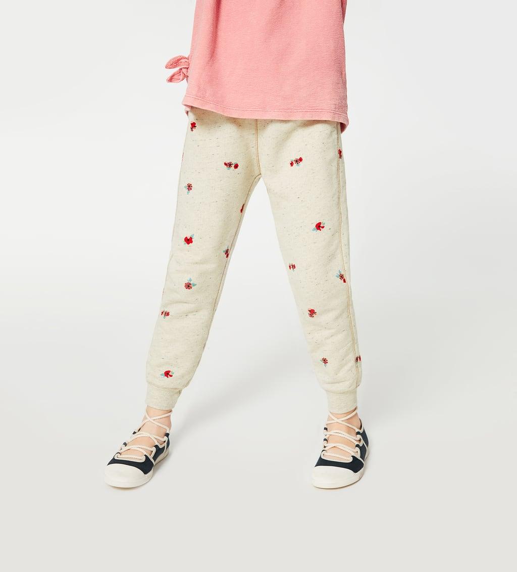 New eighties, Zara Kids, ubrania dla dziewczynek na wiosnę i lato