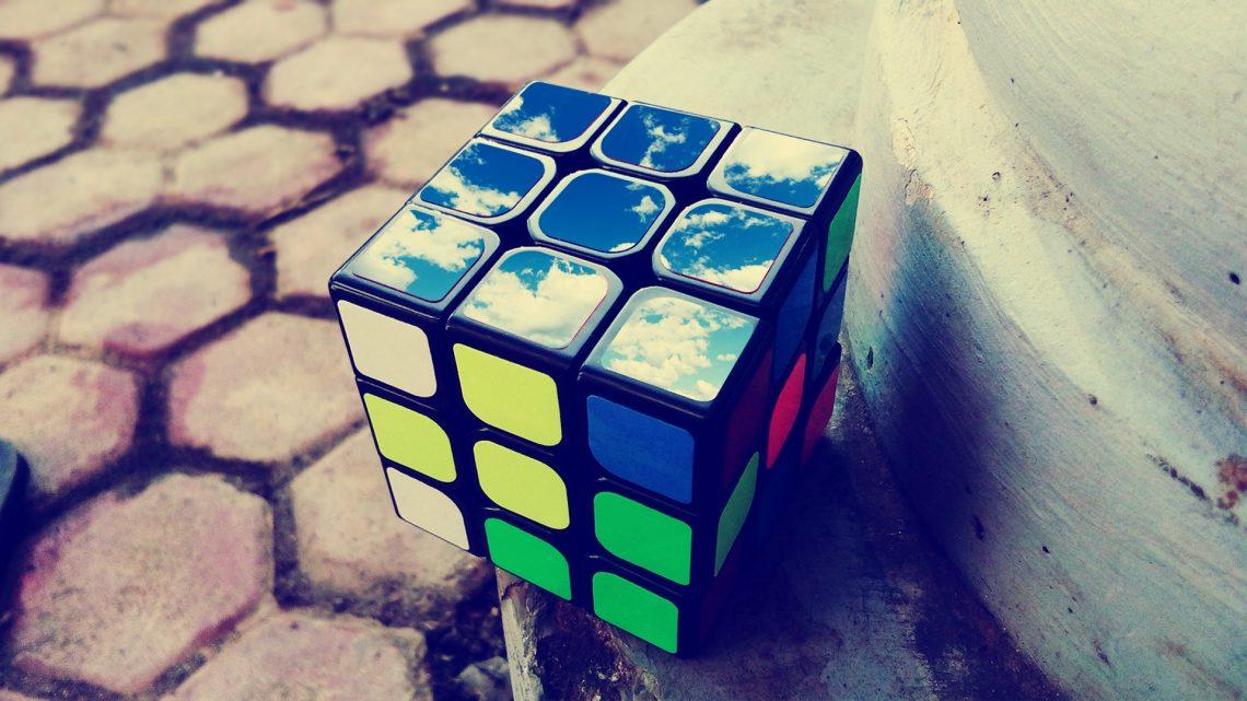 Kostka Rubika i jojo, dwa największe zabawkowe hity tego roku