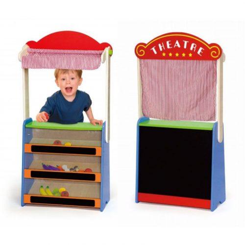 teatr i sklep do zabawy