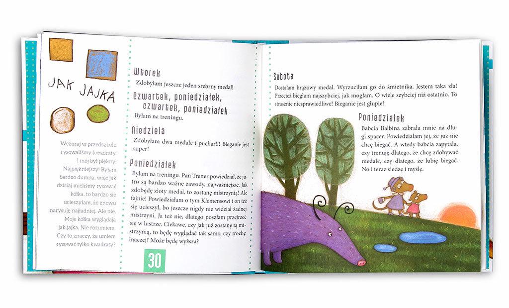 książka florka zapiski ryjówki książka dla dzieci