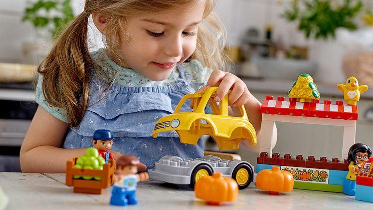 Lego duplo – ulubione klocki dzieci