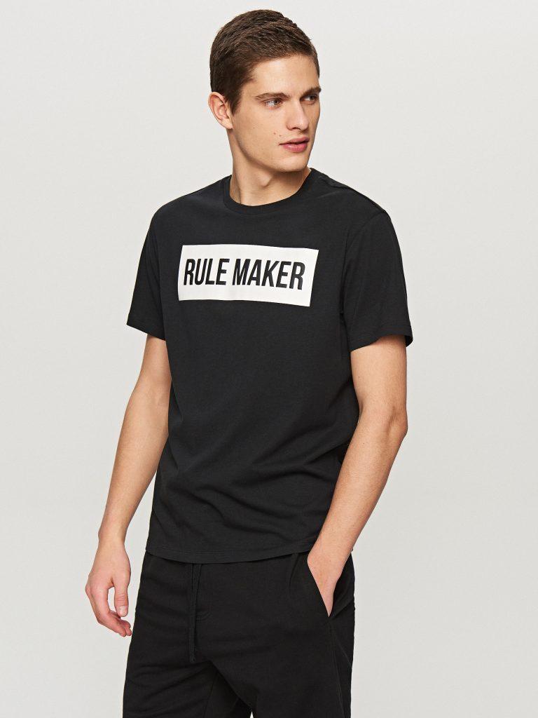 koszulki ojciec i syn reserved mini me rule maker