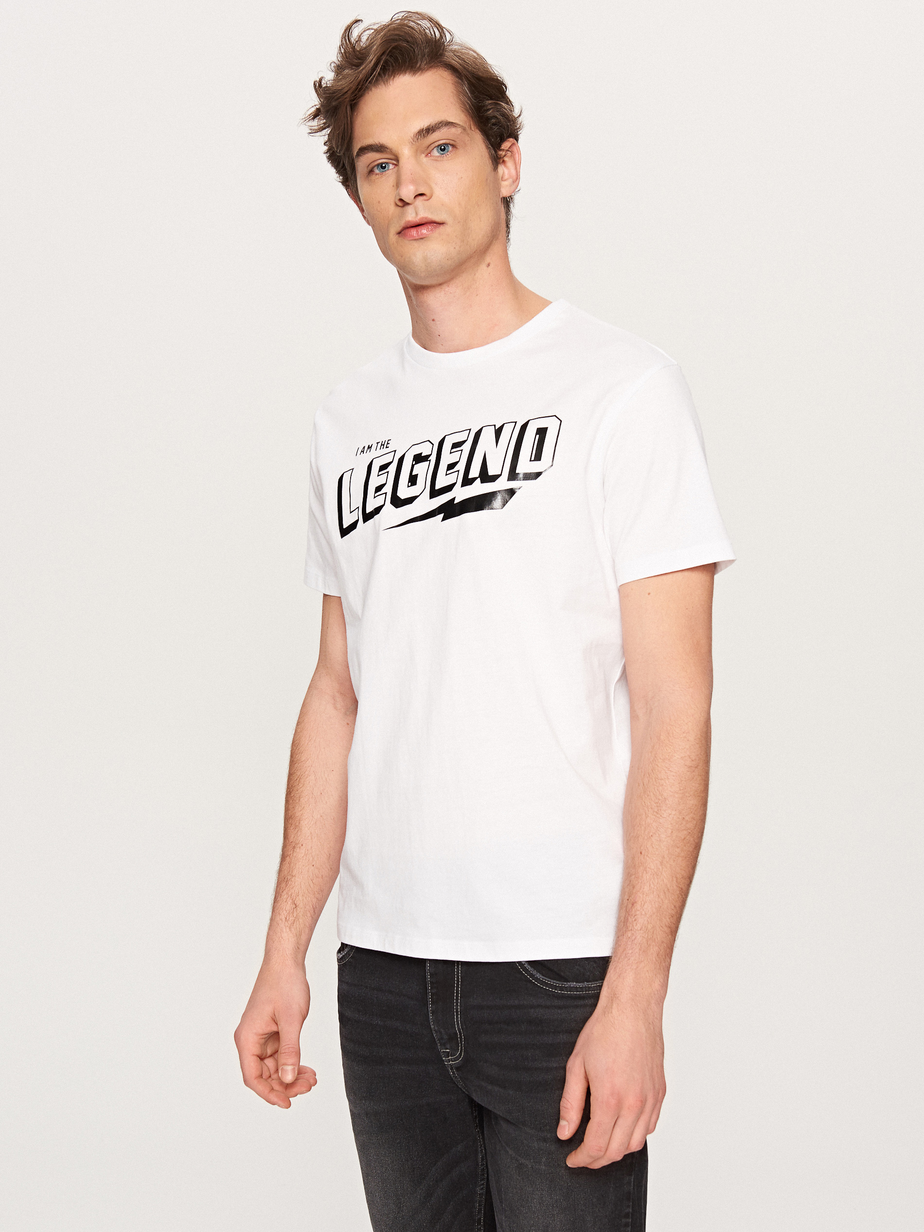 koszulki ojciec i syn reserved mini me i am the legend
