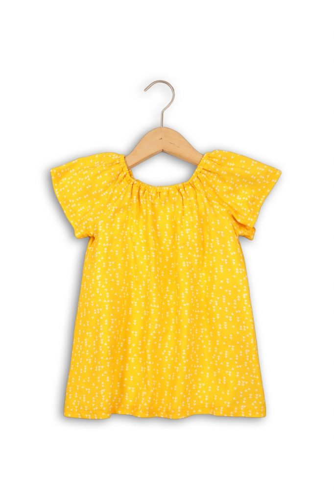 sukienka dla dziewczynki marki 5.10.15