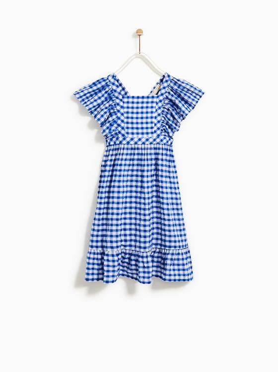 sukienka dla dziewczynki ZARA