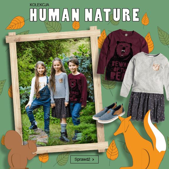 Kolekcja Human Nature SMYK