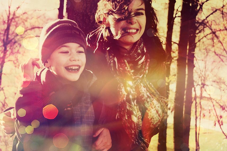 jak ubrać dziecko na jesienny spacer