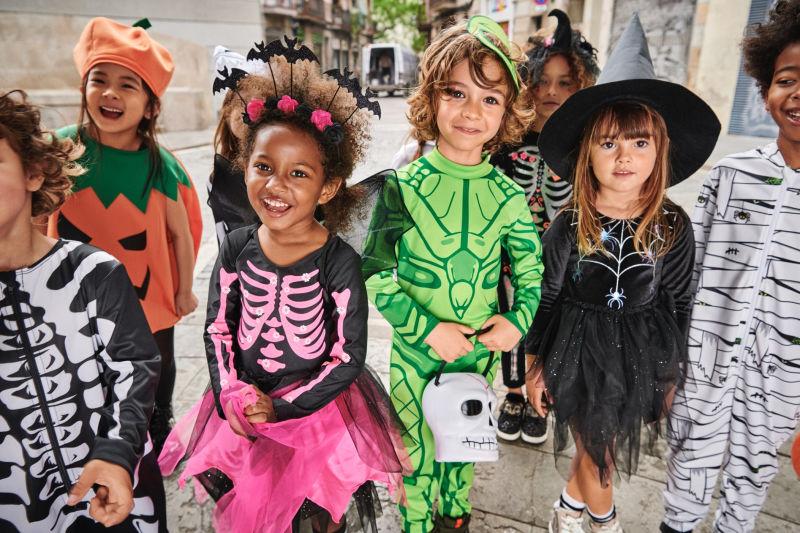 halloween h&m przebranie kostium strój