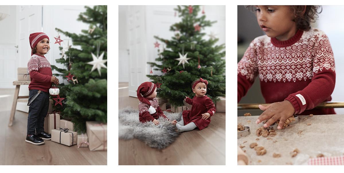 newbie limited christmas edition kolekcja świąteczna kappAhl