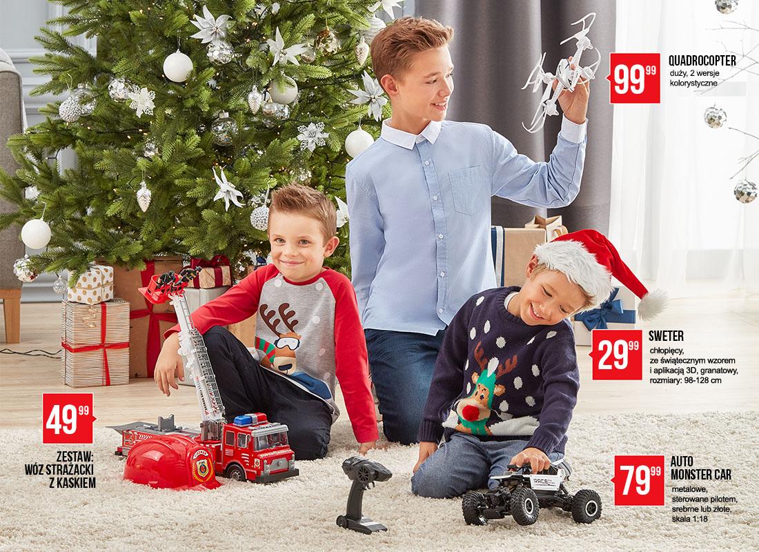 Pepco prezent dla dziecka święta
