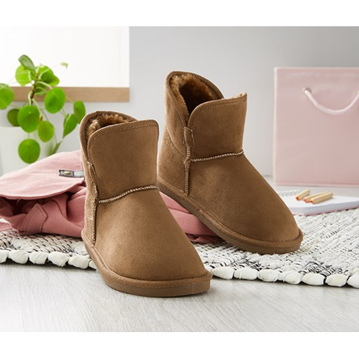 zimowe buty dla dziecka emu domodi