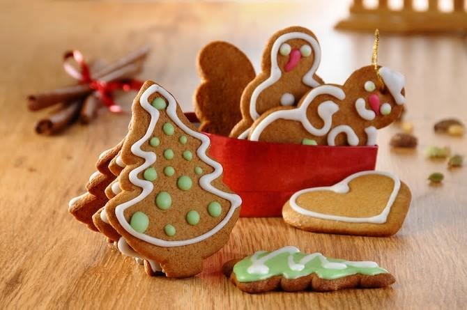 ciasteczka świąteczne pierniczki świąteczne