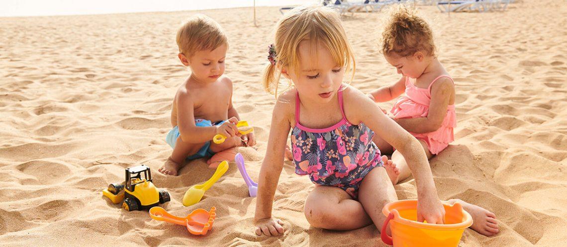 Stroje kąpielowe dla dzieci